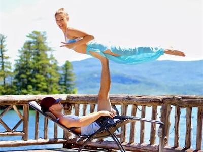 完美备孕,瑜伽体式轻松帮您:第二篇