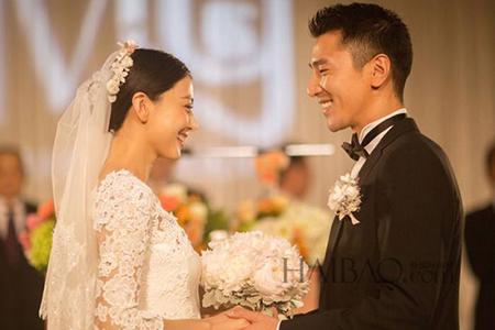 明星婚礼现场的致辞那么浪漫,你想好对你的他说些什么了吗
