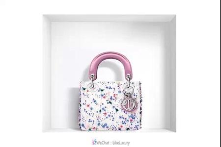 Dior包包的高级感,女生典雅配饰的首选