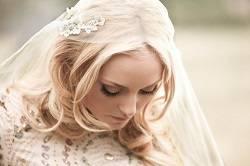 近几年明星婚礼上的新娘发型 盘点明星都爱什么款式的新娘发型
